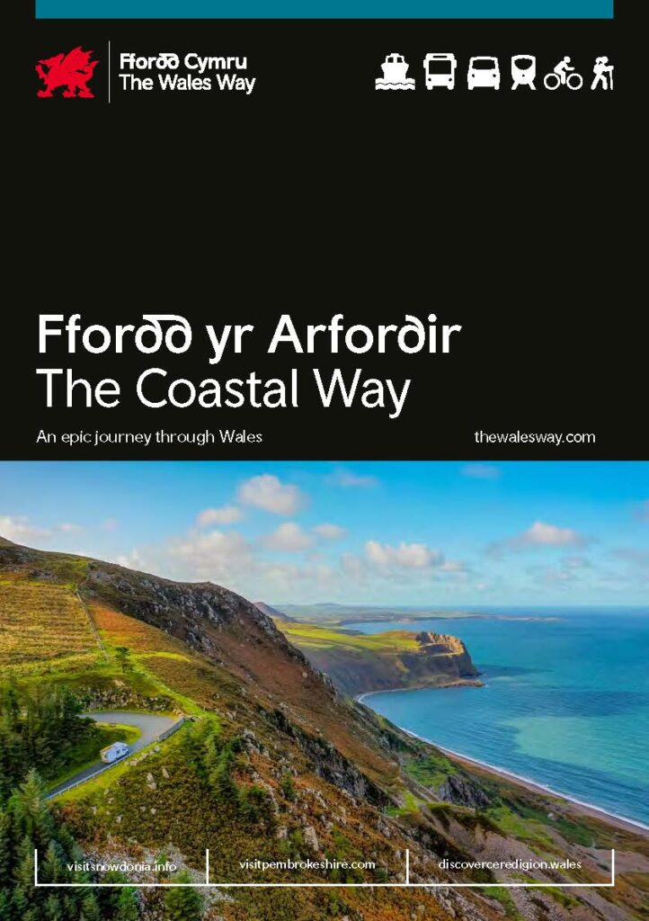 Cover for guide to The Coastal Way